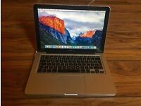 "MacBook Pro 13"" Mid 2012, Intel Core i5, 8GB"