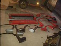 Ford Escort mk4 rs turbo bodykit pieces