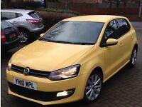 *** 2010 Volkswagen Polo 1.2 70BHP (Moda Edition) *** Ibiza FR Fabia VRS Golf Corsa Fiesta Subaru