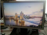 """20"""" AOC widescreen Speakers LCD monitor - PC / Mac / Laptop - Great condition"""
