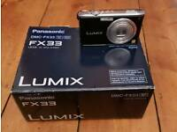 Panasonic Lumix DMC-FX33 Digital Camera