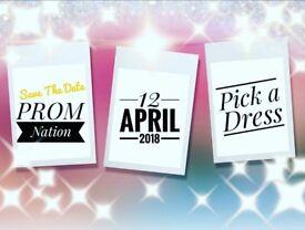 Prom Nation Pick A Dress Event