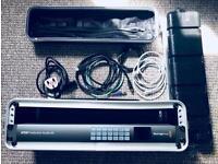 4K video switcher blackmagic