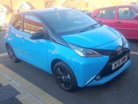 Toyota Aygo X-Cite £0 CAR TAX