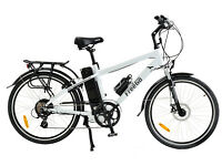 Freego Eagle (Mens) Electric Bike 10Amp Battery - 1 Year Old Barely Used
