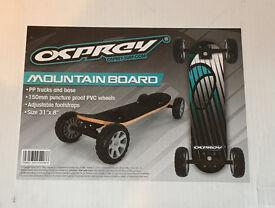 Osprey Mountain Board - BNIB