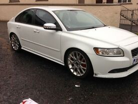 "Volvo S40 2.4 R-Design Sport Alloys Leather Lowered 18""Alloys Finance & Warranty Available"