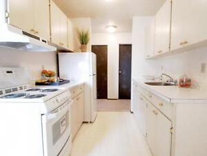 2 Bedroom Apt - Walking distance to Galaxy Theatre & Giant Tiger