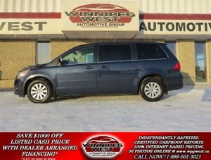 2009 Chrysler Town & Country HIGHLINE, 7 PASS, HEATED LEATHER, S