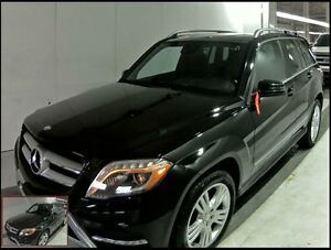 2013 Mercedes-Benz GLK-Class GLK 350 4MATIC, Pano Roof, Leather,