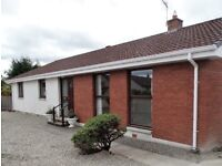Spacious three bedroom bungalow to let in Beauly