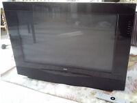 Loewe Aconda black 30inch widescreen CRT TV