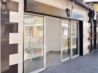 RETAIL SHOP TO LET IN STOKE NEWINGTON HIGH STREET, N16