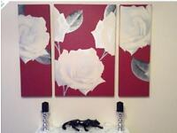 SET OF 3 WALL ART FROM NEXT