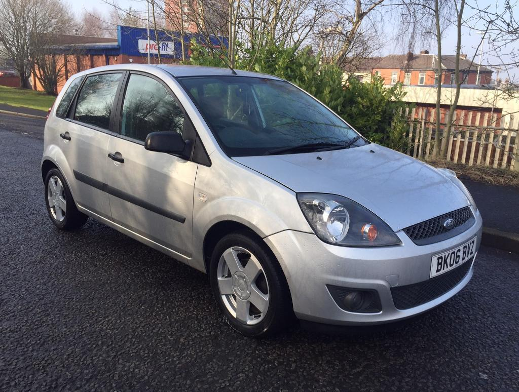 ford fiesta zetec tdci 1 4 diesel 2006 long mot starts and. Black Bedroom Furniture Sets. Home Design Ideas