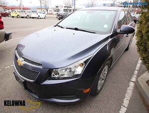 2014 Chevrolet Cruze 1LT, Sunroof, Remote Start, Bluetooth