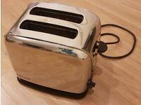 Used Morphy Richards 2 Slice Chrome Toaster