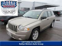 2010 Jeep Compass Sport/North, 2.0L 4 cyl, 37 Km