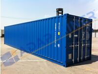 40ft new build shipping container in Manchester (can be rented also)
