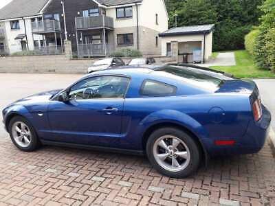 2008 Ford Mustang 4.0 V6 RWD Manual 1 Years MOT 52k Drift LHD IMPORT