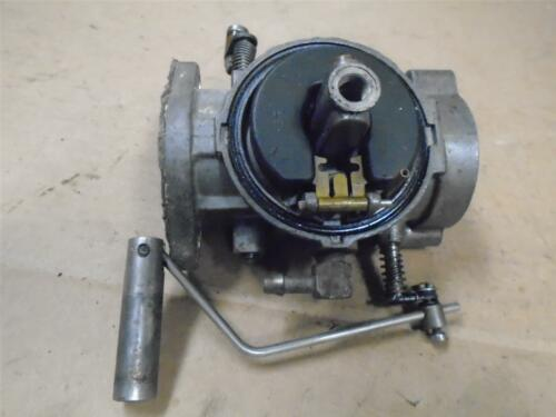 433061, WB17A Carburetor, 1971 Chrysler 35hp Model