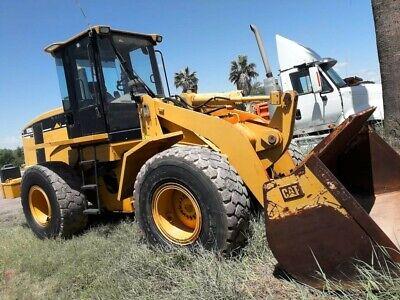 2005 Caterpillar 938g Wheel Loader Tractor Erops Acheat