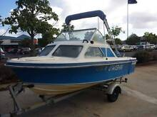 Penguin 16.4Ft 5M Boat 80Hp Mercury BlueBand Engine 16ft Boat Joondalup Joondalup Area Preview