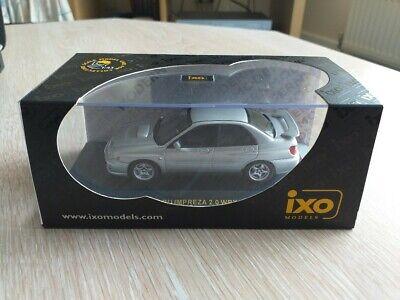 ixo models Subaru Impreza 2.0 WRX 2001 1:43 scale brand new boxed