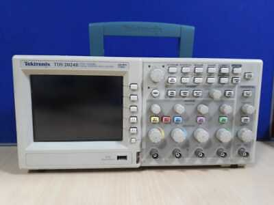 Tektronix Tds 2024 Demo Digital Storage Oscilloscope