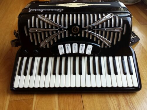 Vintage Sonochord  by Sonola Accordion Rivoli Little Maestro