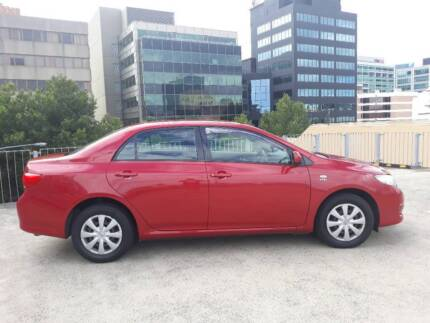 Toyota Corolla Ascent 2010 - Reliable, safe and efficient car!