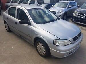 Parts 2000 Holden Astra Hatchback Sunshine North Brimbank Area Preview