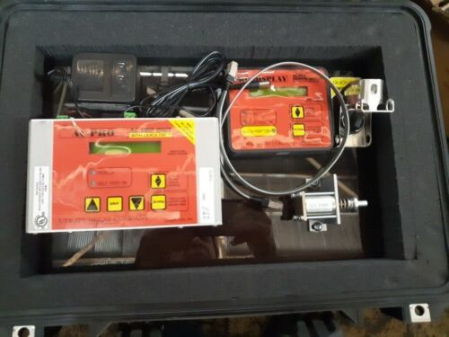 AC PRO CIRCUIT BREAKER TEST SET  XLNT WORKING CONDITION USED