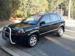 2008 Hyundai Tucson Wagon Beenleigh Logan Area Preview