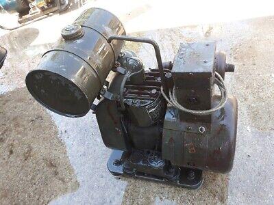 Antique Vtg Briggs Stratton Engine Motor 1944 Era Model I Generator - Untested