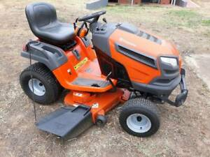 Husqvarna ride-on mower