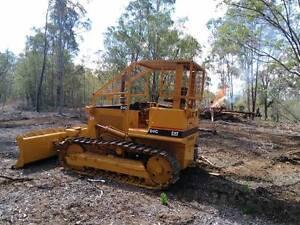 Bulldozer hire , tractor , lantana , wattle fenceline  excavator Laidley Lockyer Valley Preview