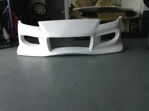 Mazda RX8 Veilside Style Fiber Glass Front Bumper Bar Body Kit Slacks Creek Logan Area Preview