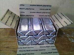 Aluminum Ingot Metals Amp Alloys Ebay