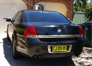 MY09 Dual Fuel Holden Statesman Barden Ridge Sutherland Area Preview