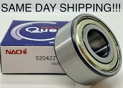 5204zz Nachi Angular Contact 20x47x20.6 20mm47mm20.6mm 5204z Row Ball Bearings