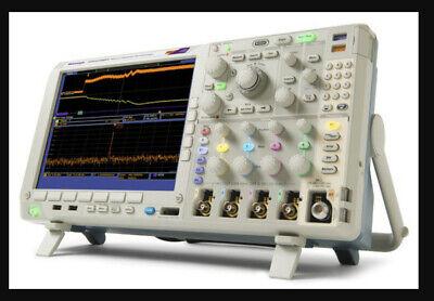 Tektronix Mso5104 Mixed Signal Oscilloscope - Tested Working
