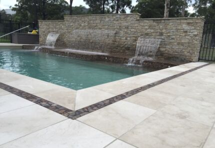 Wholesale prices - pavers - bullnose - swimming pools - courtyards