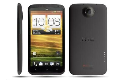 HTC One X PJ83100 16GB Gray (Unknown Carrier) Fair 7/10 #3840