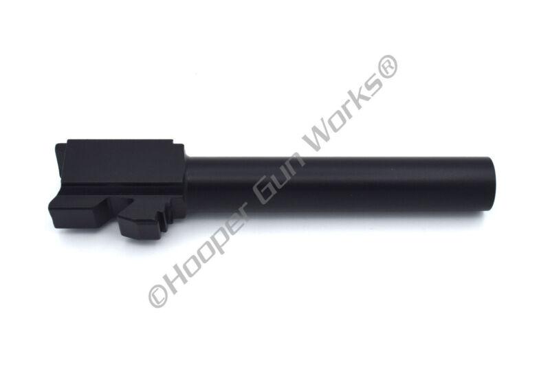 Factory Seconds - G17 Black Nitride Barrel for Glock 17 OEM - 9mm -Made in USA