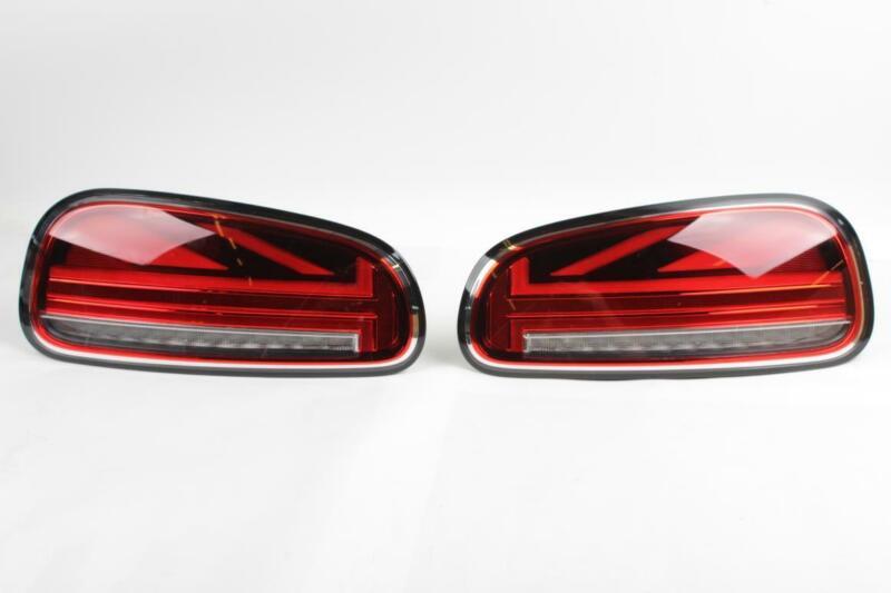 MINI Clubman F54 LCI Cooper S Tail light LED Pair Left + Right UNION JACK
