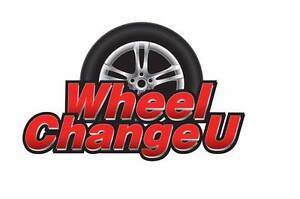 Franchise Wheel Change U mobile Tyre fitting. Cardiff Lake Macquarie Area Preview
