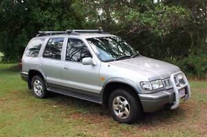 2003 Kia Sportage Wagon Tallebudgera Gold Coast South Preview