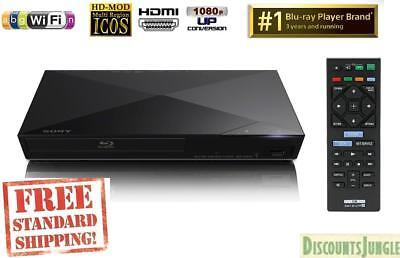 Sony BDP-S3200 DVD Smart Blu-Ray Disc Player- WIFI- USB netflix app installed
