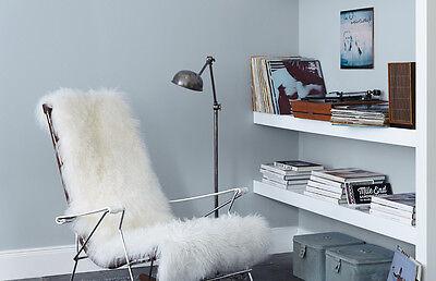 alpina feine farben steinblaue sch nheit 2 5 l wandfarbe edelmatt no 16 ebay. Black Bedroom Furniture Sets. Home Design Ideas